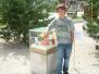 Bénédiction du nouveau cimetière l'Espace des deux rives 2007