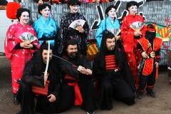 Carnaval de Hombourg 2011  Les Yakusa (22)