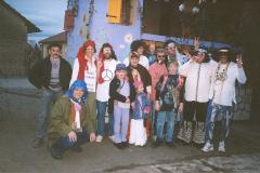 De retour de Woodstock 2002