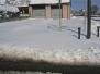 Hombourg sous la neige 2006