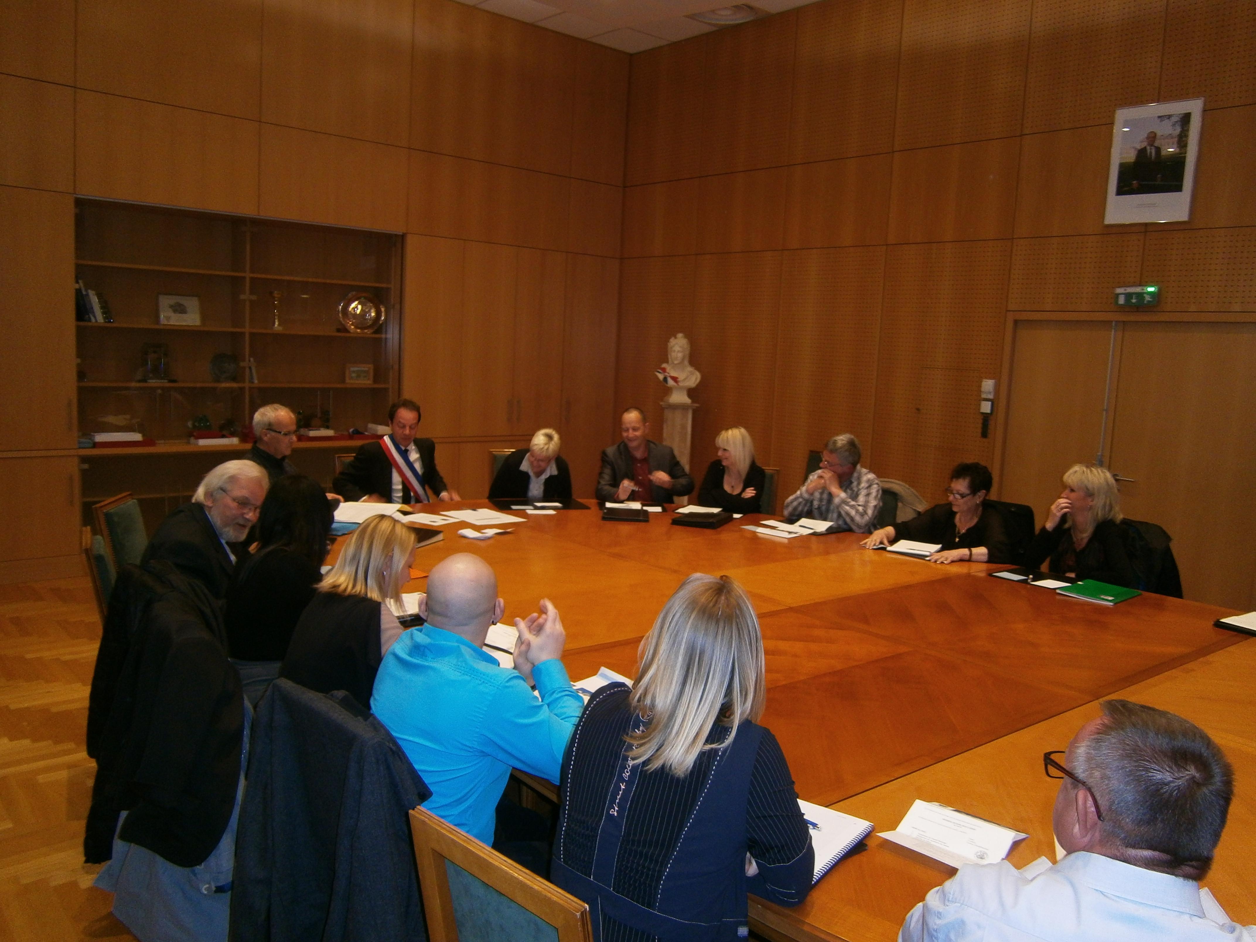 Compte-rendus du Conseil Municipal