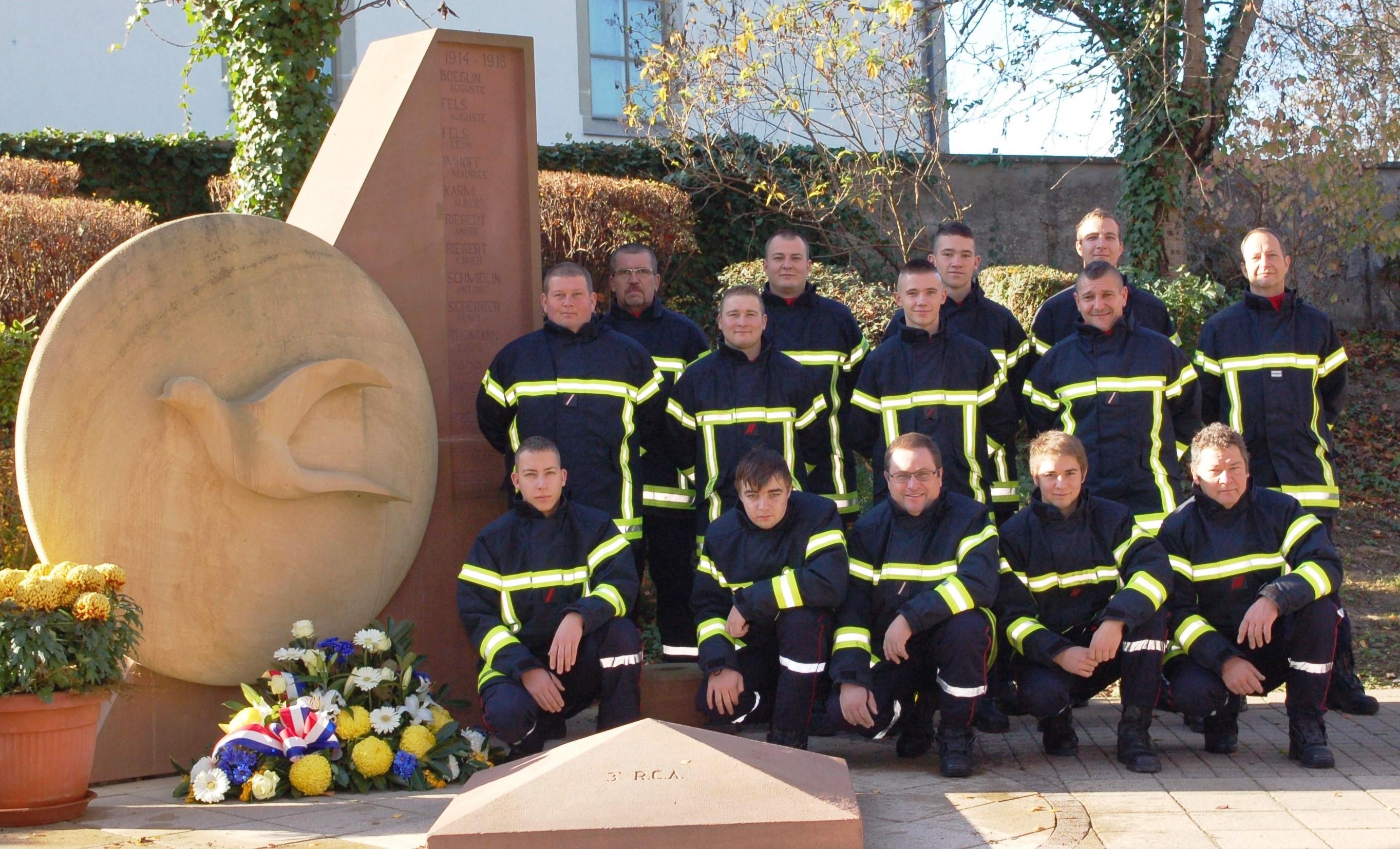 Amicale des Sapeurs-Pompiers et Fanfare